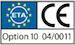Европейское Техническое Свидетельство по опции 10 для сжатой зоны бетона С20/25