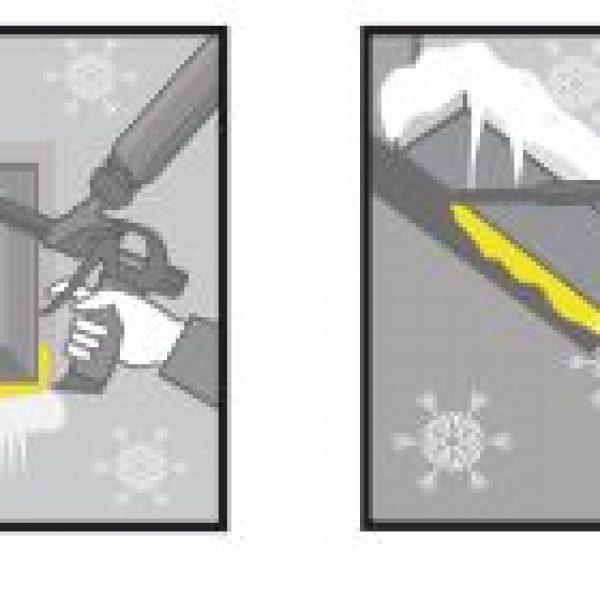 Полиуретановая пена, для пистолета, зимняя Mungo MPU-P Winter