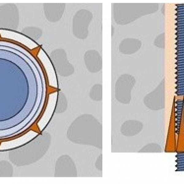Центрирующая насадка Mungo MIT-ZK