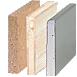 Гипсокартон, ДСП: цементноволокнистая плита